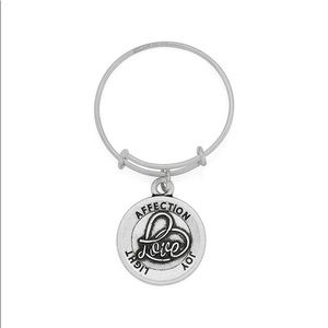 Alex and Ani Love & Affection Ring